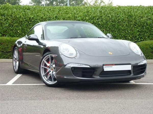 Porsche 911 Porsche Centre Swindon